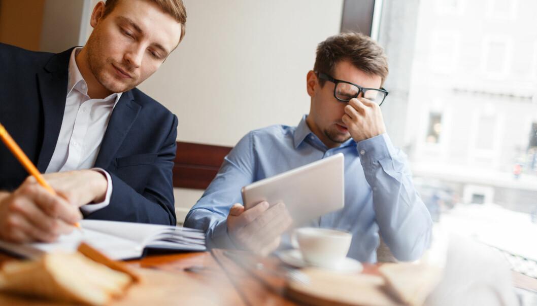 Når flere smarte hoder samles for å samarbeide, burde det i teorien gi gode resultater. Men det er ikke alltid tilfelle. Hvorfor mislykkes noen samarbeidsprosjekt? (Illustrasjonsfoto: Shutterstock / NTB Scanpix)
