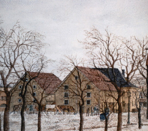 Oslos sjøboder på 1700-tallet