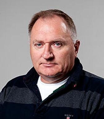 Sjefsforsker Sverre Diesen. (Foto: FFI)