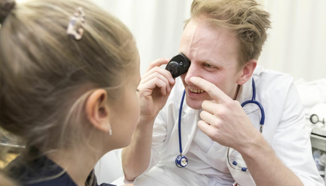 Nordmenn var i gjennomsnitt på 2,7 konsultasjoner hos fastlegen i 2017. En fastlege har i snitt 1100 pasienter på listen sin. (Illustrasjonsfoto: Foto: Gorm Kallestad / NTB scanpix)