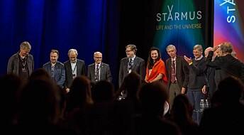 Starmus kommer ikke tilbake, NTNU vil arrangere egen festival