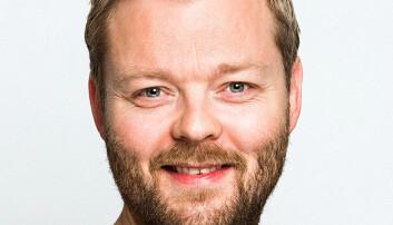 Marius Johansen, medisinskfaglig ansvarlig lege ved Sex og Samfunn. (Foto: Kai Myhre/Sex og samfunn)