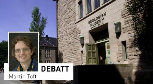Debattinnlegg: - Heldigvis er ikkje Kristin Halvorsen ansvarleg redaktør for Uniforum