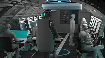 Norge og Tyskland samarbeider om å gjøre ubåter smartere