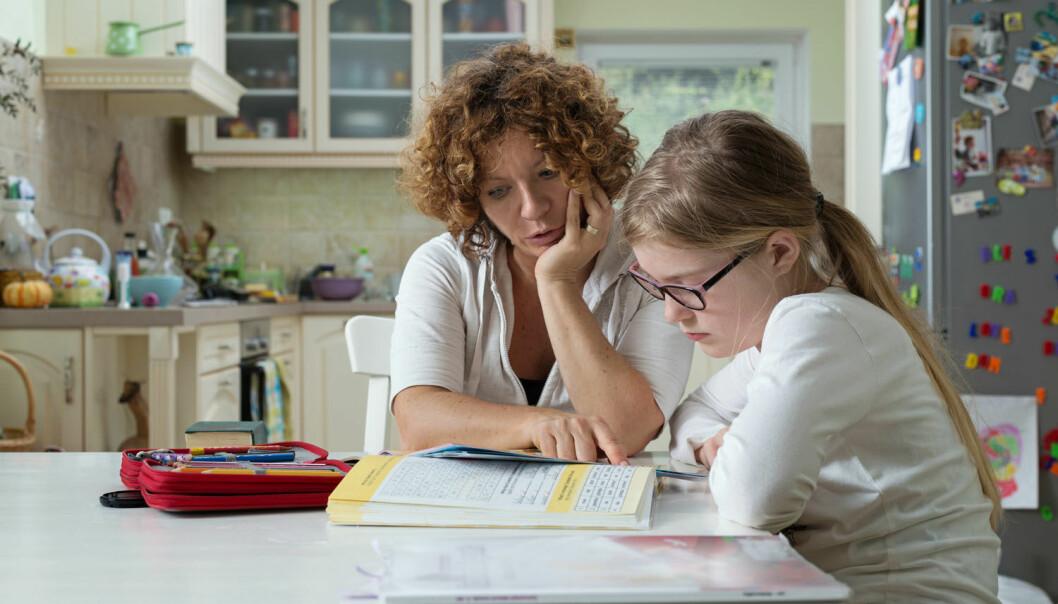Kan foreldrenes gener være avgjørende for hva slags oppvekstmiljø de skaper for barna sine? (Illustrasjonsfoto: KaliAntye / Shutterstock / NTB scanpix)