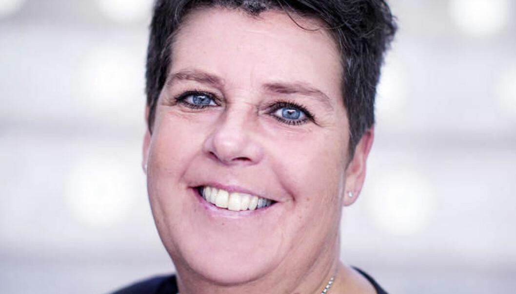 Professor Karina Aase leder forskningssenteret SHARE. De har nylig fått tildelt 25 millioner for å forske på kvalitet og pasientsikkerhet. (Foto: © UiS/Elisabeth Tønnessen)