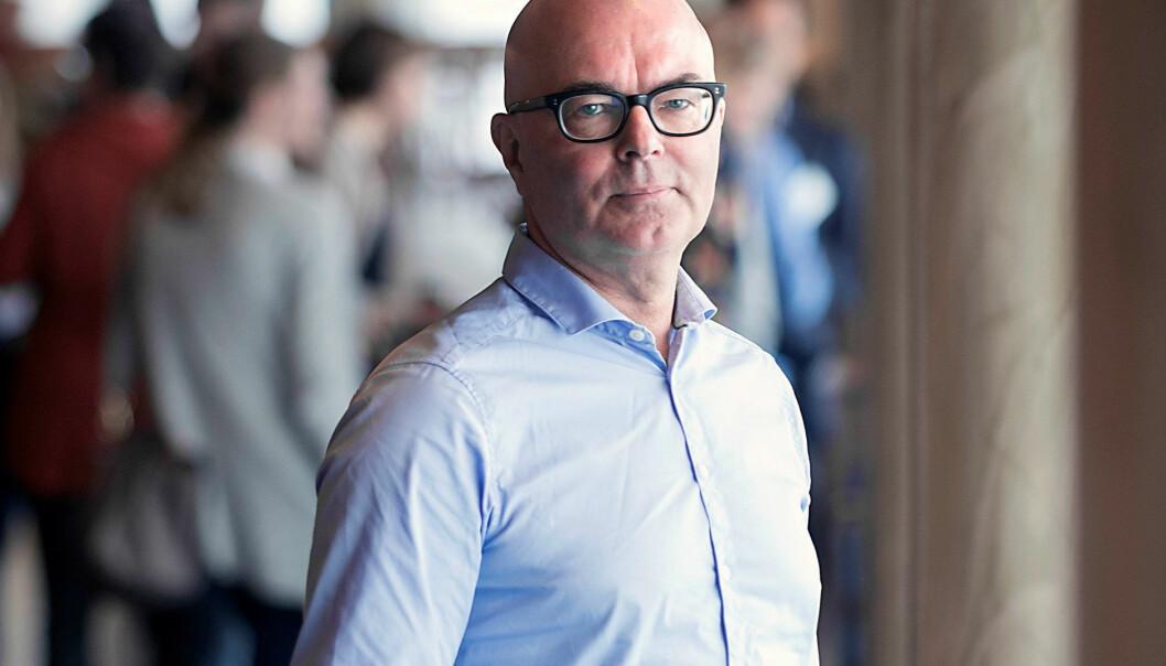 Professor Kjell Gunnar Salvanes er leder for NHH-prosjektet som får midler fra FRIPRO Toppforsk. (Foto: Odd Mehus)
