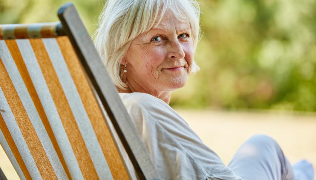Norske kvinner født i 1963 kunne endt opp med 43 prosent lavere alderspensjon enn menn. Forskjellen blir likevel så liten som 7 prosent, har pensjonsforskere nå regnet seg fram til. Årsaken er omfordelingsmekanismer som fungerer overraskende sterkt.  (Illustrasjonsfoto: Robert Kneschke / Shutterstock / NTB scanpix)