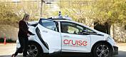1000 sjåfører skal teste selvkjørende biler