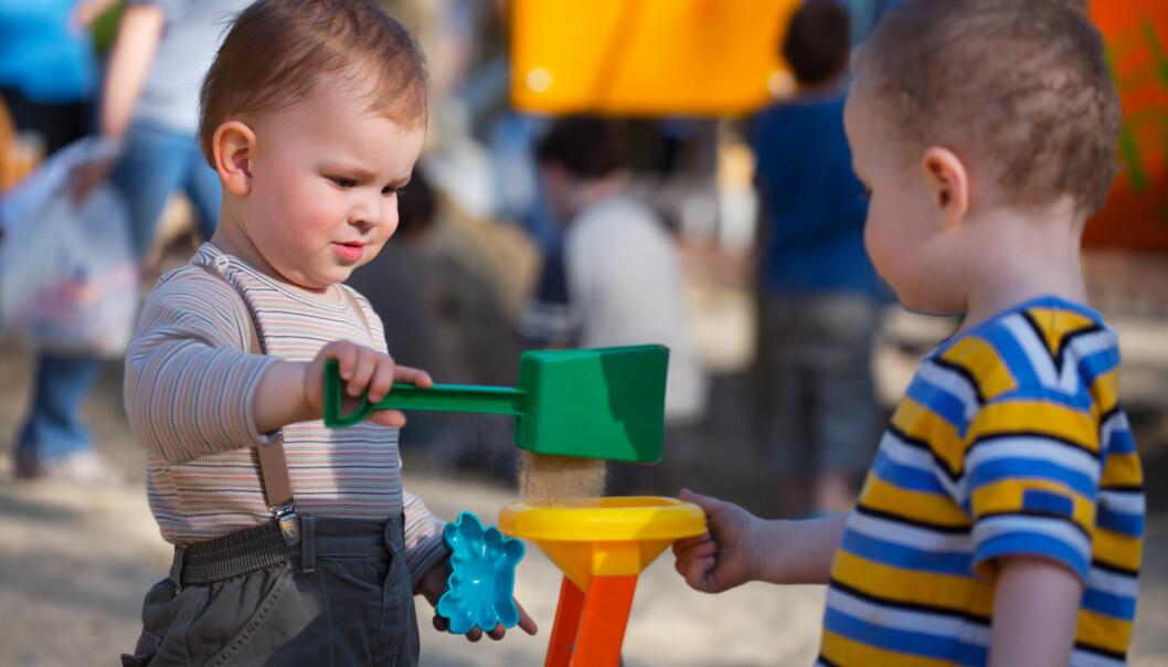 Slik kan helsesøster oppdage utviklingsvansker hos småbarn
