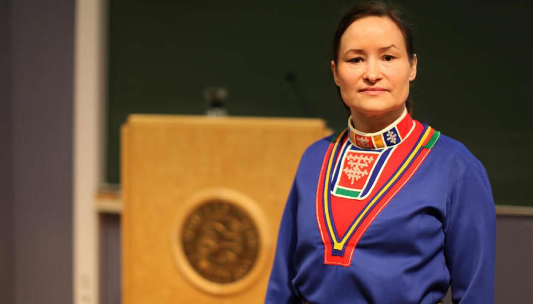 Helsepersonellet som forsker Anette Langås Larsen snakket med, fortalte at pasienter ble roligere etter de hadde vært i kontakt med helbredere. (Foto: Vegard Sørnes, NAFKAM)