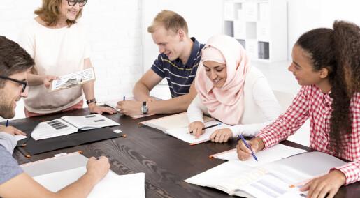 Matematikk kan hjelpe med å få flyktninger i arbeid