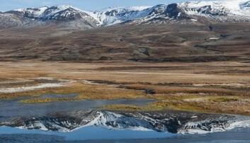 Det blir kaldere på Grønland
