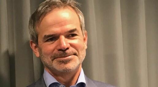 Christian Hauglie-Hanssen ny direktør i Norsk Romsenter