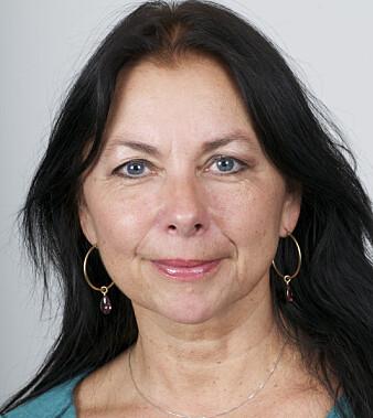 Professor i helsepsykologi Bente Træen leder et stort prosjekt om eldre og sex som slår i hjel myter. (Foto: UiO)