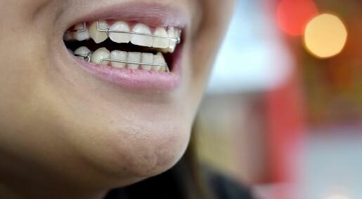 Hormon kan hjelpe mot løse tenner etter regulering