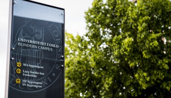 Undersøkelsen er gjennomført av Sentio på vegne av Universitas og NSO og har kartlagt om studenter har opplevd diskriminering. (Foto: Jon Olav Nesvold, NTB scanpix)