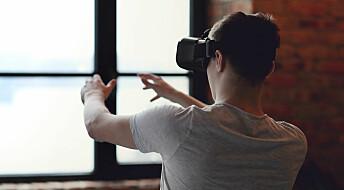 Utviklar VR-trening mot kroniske ryggsmerter