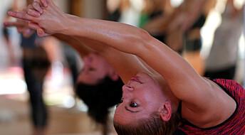Varm Bikram-yoga ikke bedre enn vanlig yoga