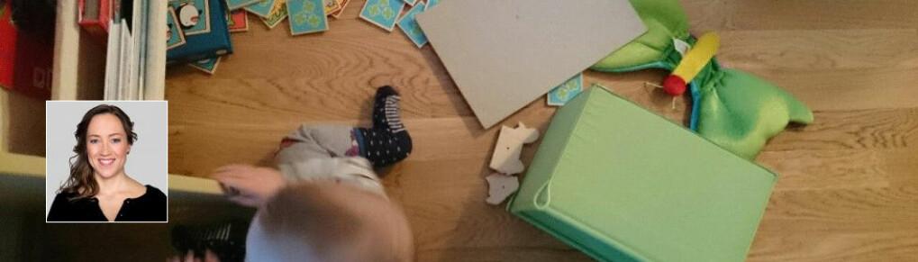 Arkiv: forskning.no mammabloggen