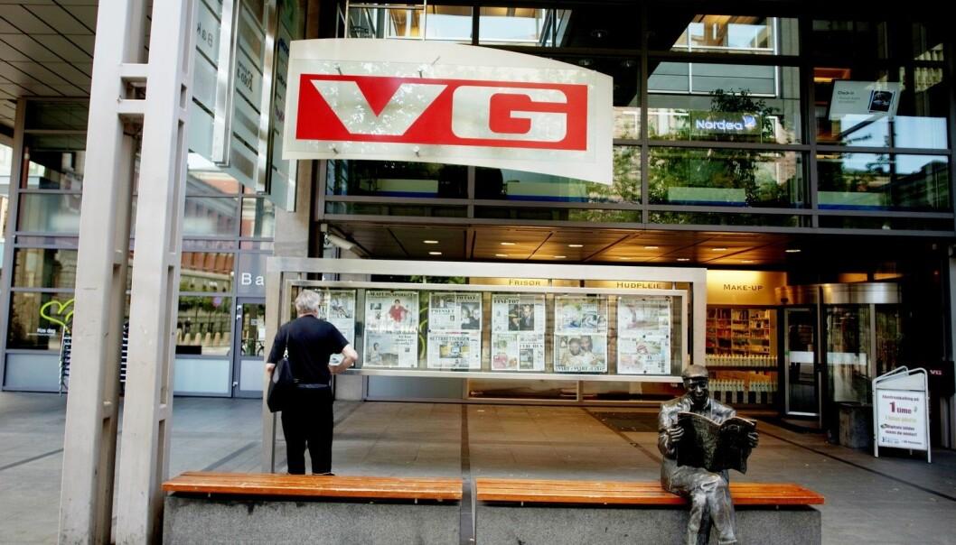 Meningsmålingsbyrået Infact som bruker roboter til å ringe, får ikke fornyet avtalen med VG. Byrået bommet stygt på valgutfallet ved stortingsvalget i 2017.  (Foto: Morten Holm, NTB scanpix)