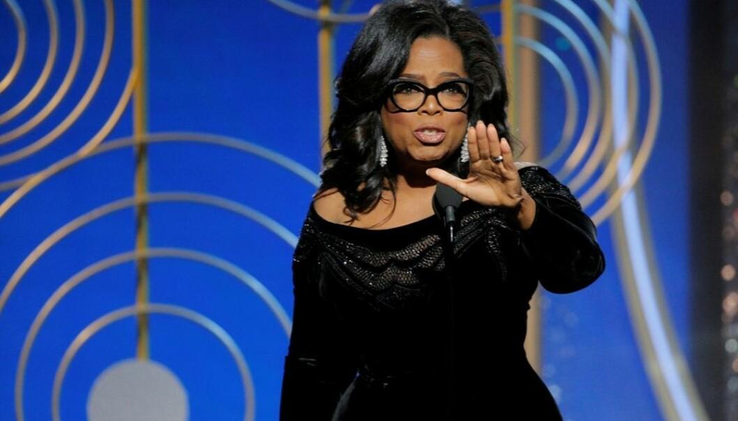 Hvilke retoriske grep kan vi lære av Oprah?