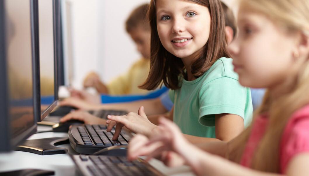 Undervisning over nettet skal redde Rødøy-skoler i Nordland fra nedlegging. Nord universitet skal gi råd og forske på prosjektet. (Foto: Shutterstock / NTB Scanpix)