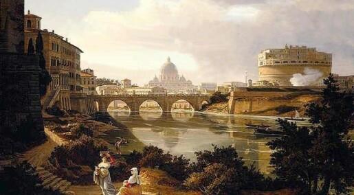 Svenske forskere dro til Roma med flere hundre år gamle reisebøker