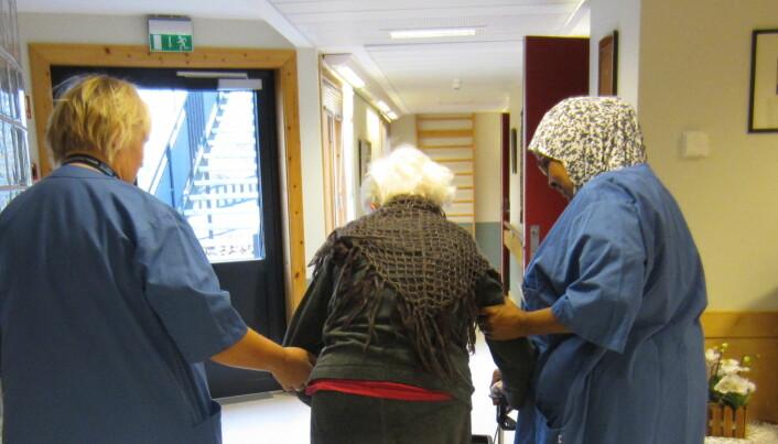 Ny metode gjør innvandrerkvinner klare for jobb i Levanger