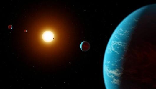 10 000 personer finner planetsystem