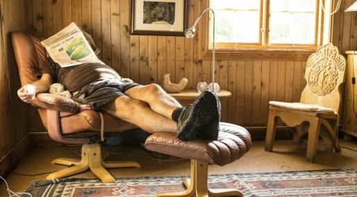 Forskere sier søvnproblemer øker faren for demens