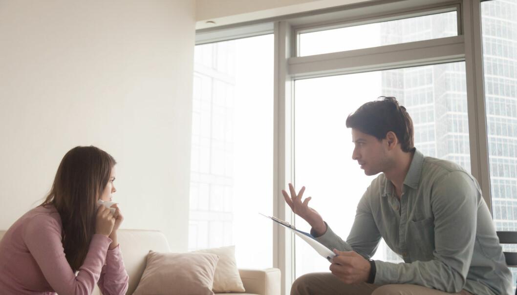 Ny angstbehandling virket bedre enn utbredt terapi