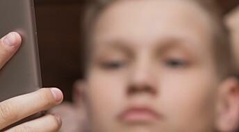 Mye bruk av digitale medier knyttes til ADHD-symptomer hos amerikanske ungdommer