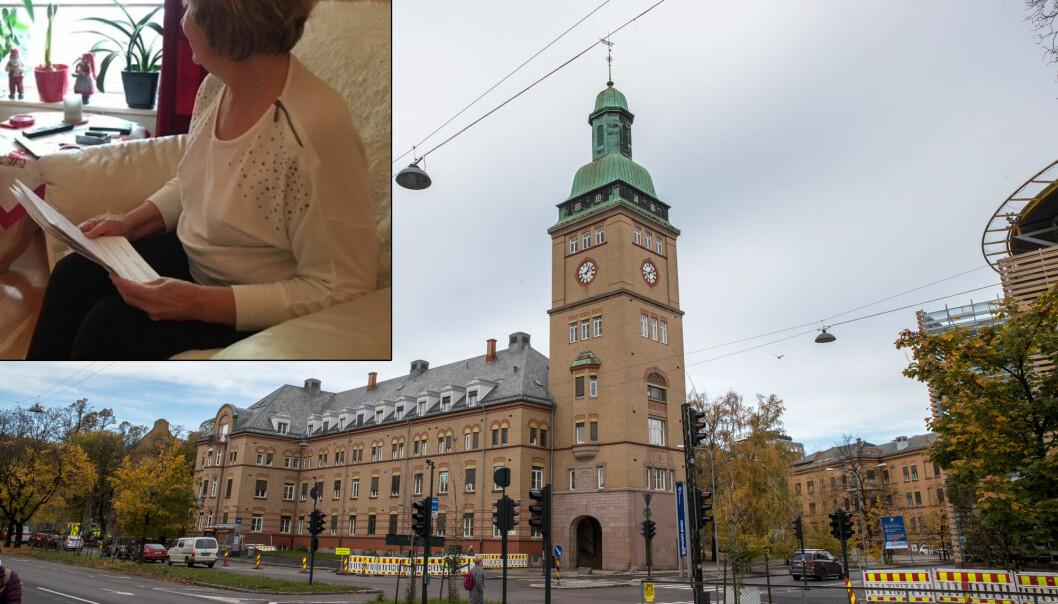 Oslo universitetssykehus klassifiserte en genvariant som farlig. Det var de alene om å gjøre. 21 kvinner ble unødvendig operert før de fikk beskjed fra sykehuset om at de hadde tatt feil. (Foto: Erik Johansen / Scanpix,  Anne Lise Stranden)