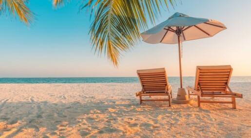 Dropper du ferie, så øker dødsrisikoen