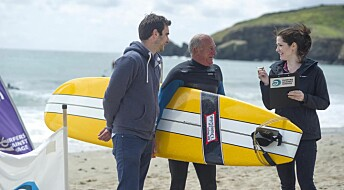 Surfere har mer farlige bakterier i magen