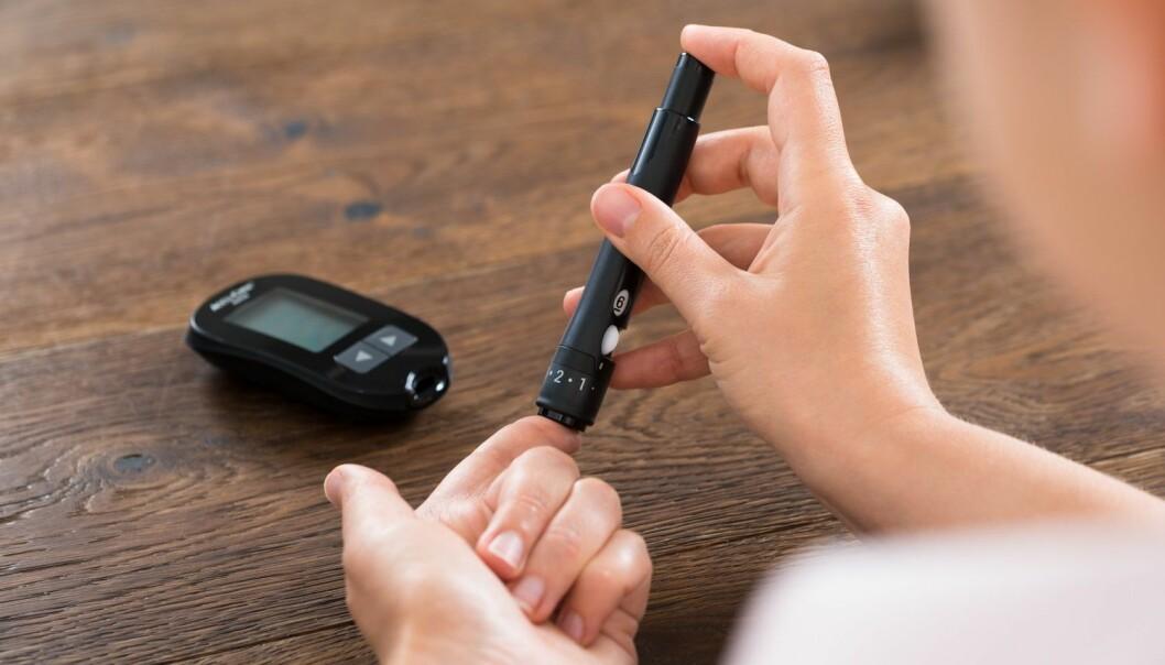 Mange av dem som får diagnosen diabetes 2, kan egentlig ha en tredje type som oftere krever bruk av insulin. (Illustrasjonsfoto: Andrey_Popov, Shutterstock, NTB scanpix)