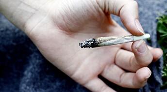 Unge med psykiske lidelser bruker mer narkotika, viser ny studie