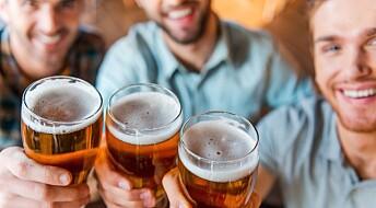 Disse arbeidstakerne drikker mest