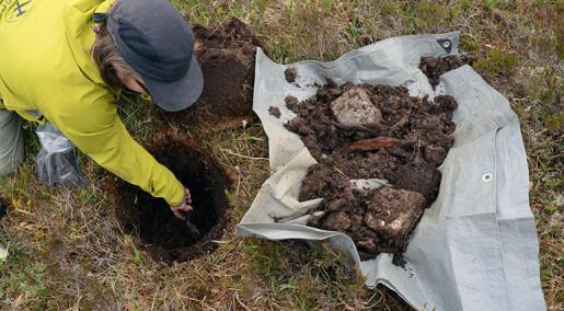 Jordprøver avdekker forurensning