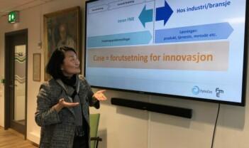 Regjeringserklæring- inspirasjon til mer grønn innovasjon (vi er på ballen allerede)
