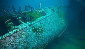 Vil utforske verdens nordligste skipsvrak