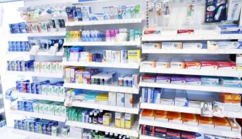 Ibuprofen, som også selges under navnet Ibux, ser ut til å kunne hemme produksjon av testosteron i testiklene.   (Foto: Gorm Kallestad, NTB scanpix)