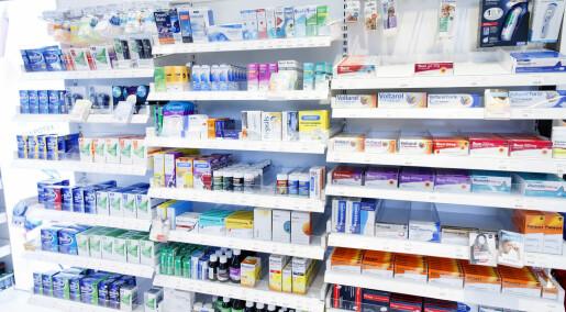 Ibuprofen kan skade menns hormonsystem