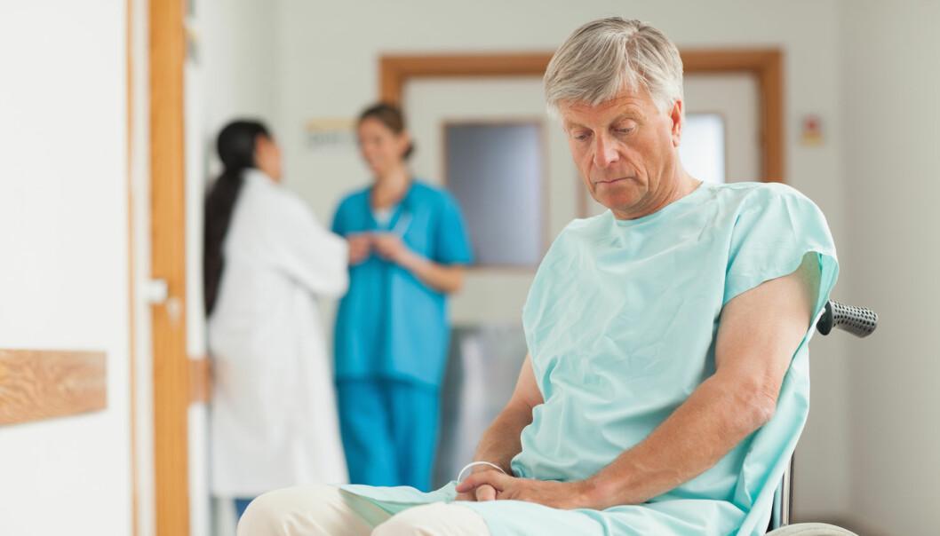 Flere enn 66 000 pasienter er spurt i undersøkelsen som det britiske offentlige helsevesenet National Health Service sendte ut i 2010. (Illustrasjonsfoto: Shutterstock/NTB scanpix)
