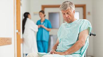Pasienter savner sykepleiere