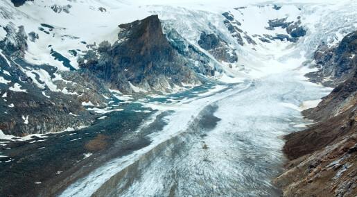 Forskere forbereder seg på en verden uten isbreer