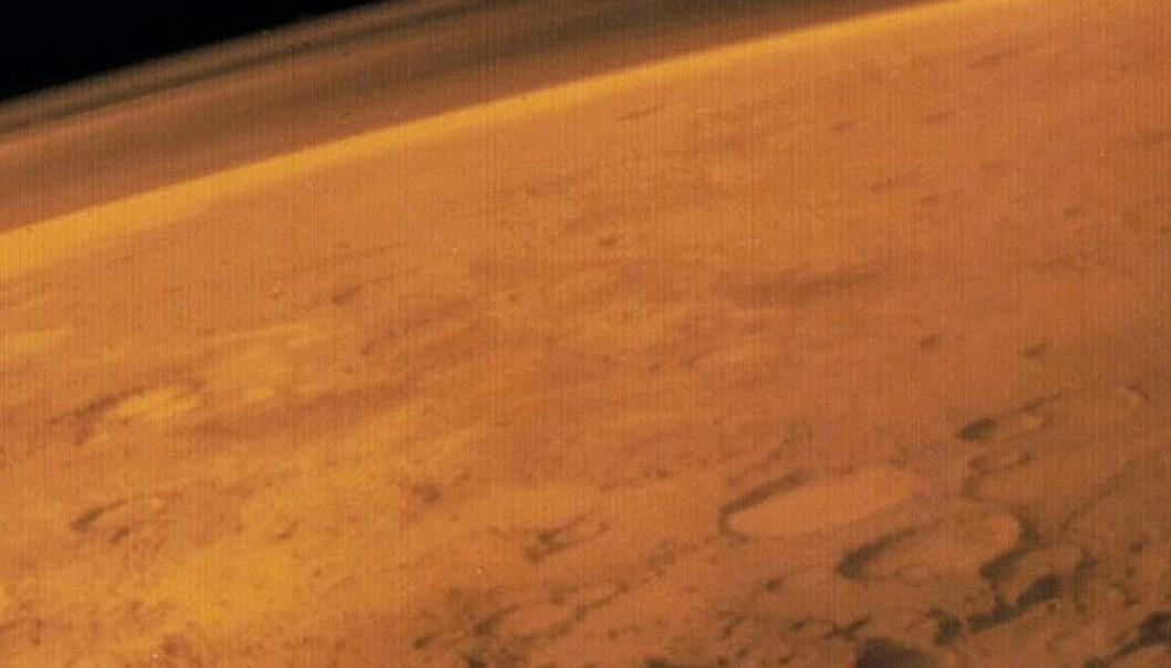 Vann på Mars: Hva betyr det?