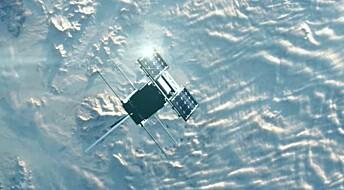 Ny norsk satellitt skal fange opp radarsignaler