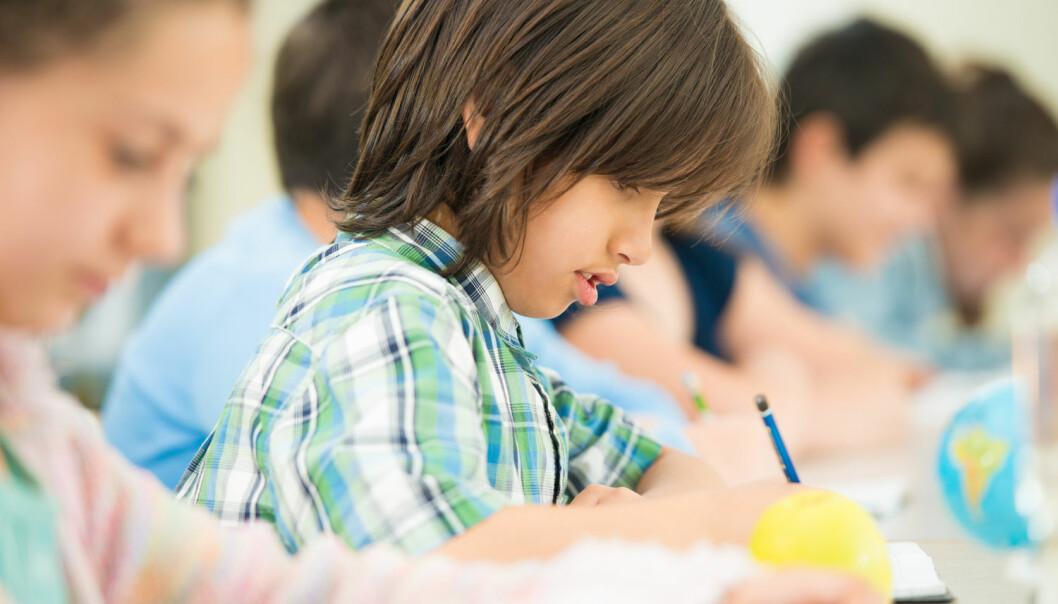 Én av fire norske tiåringer har det som karakteriseres som svake leseferdigheter, viser den internasjonale leseprøven tatt av 8600 fjerde- og femteklassinger. (Foto: Shutterstock / NTB Scanpix)